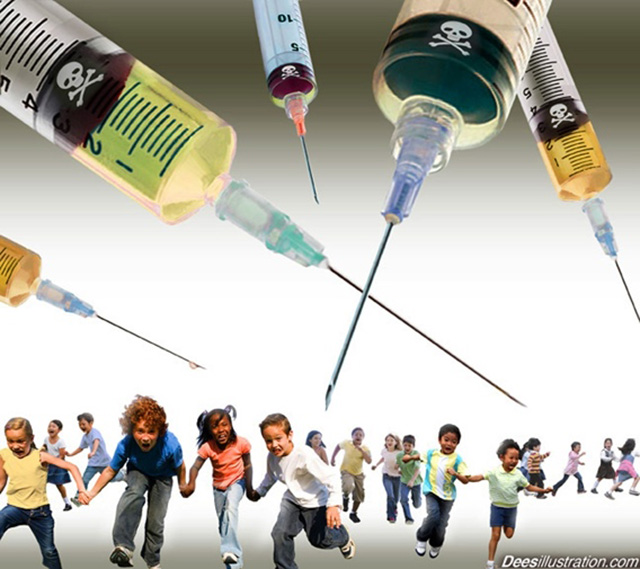 Vaccinations A Disaster For Children's Health  by Dr R. Mendelsohn 1
