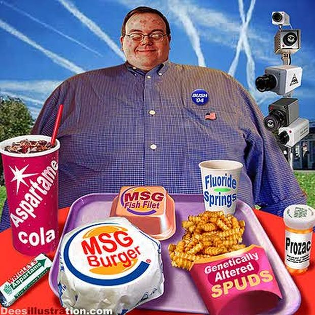 dees Food Chemicals Image