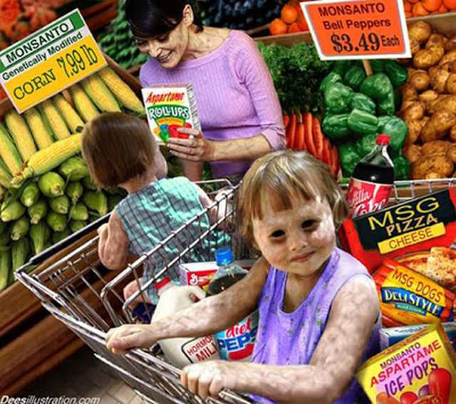 GMO Labeling Campaign Should Be Ban GMO Campaign 7
