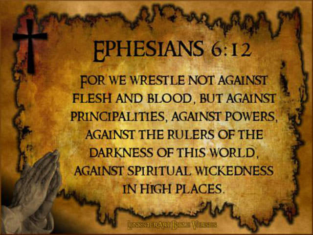 Spiritual Wickedness in High Places 5