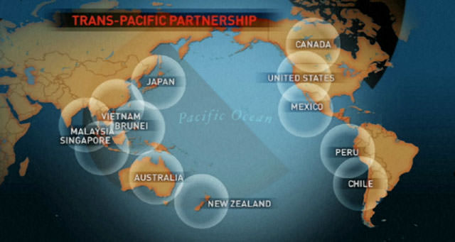 Trans-Pacific-Partnership Agreement Borderless Corporate Thuggery 1