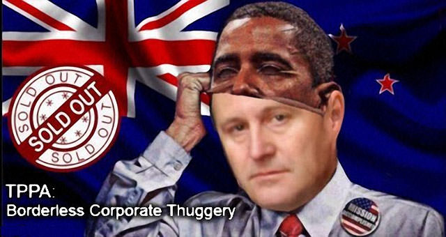 Trans-Pacific-Partnership Agreement Borderless Corporate Thuggery 2