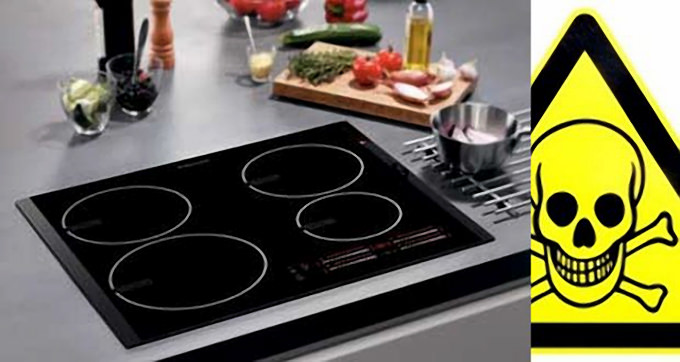 Image gallery induction cooking danger for Glass cooktops pros and cons