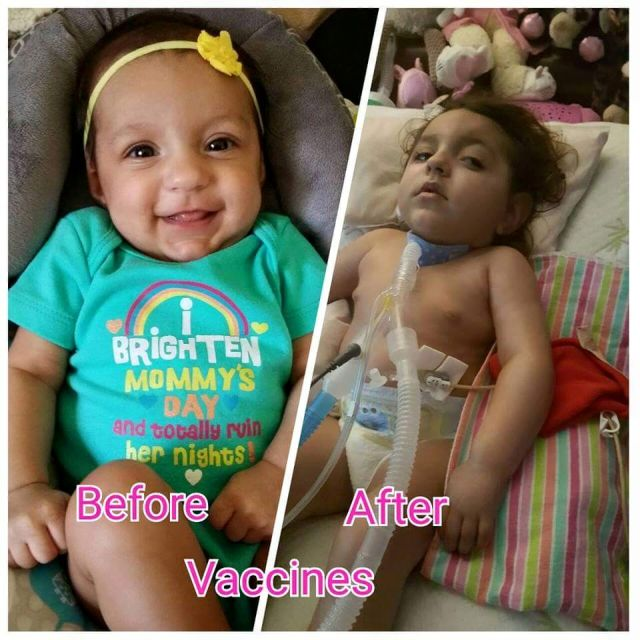 Our Vaccine Injured Daughter Ariella S Story Vaccination