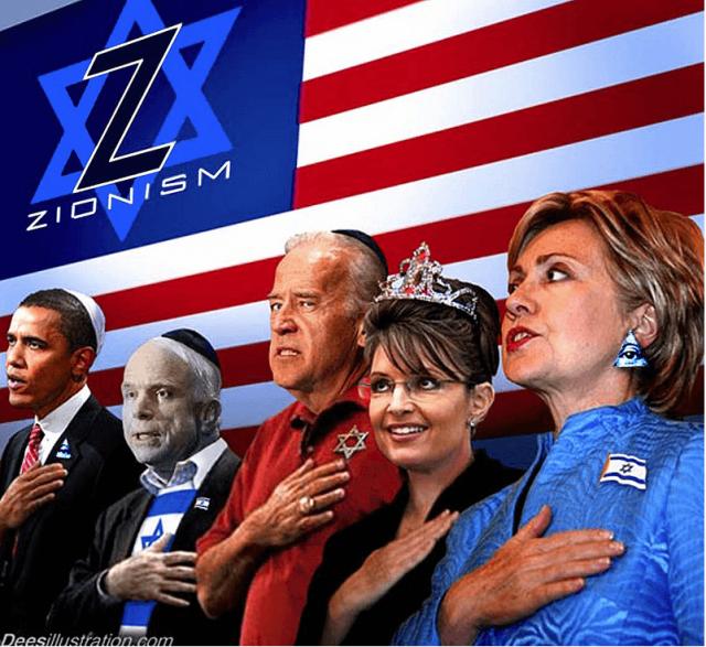 zionistinfluence